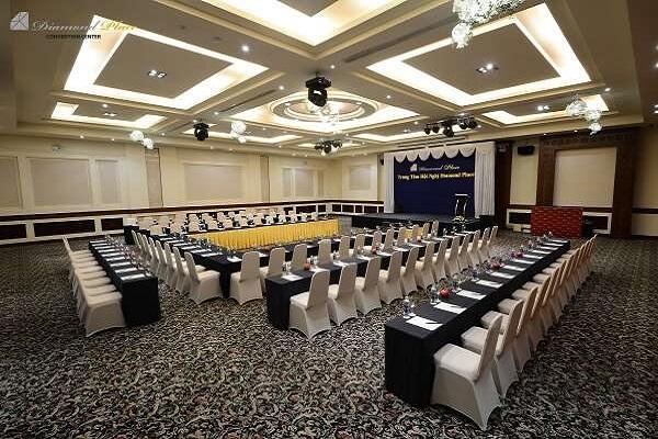 Trung tâm hội nghị Diamond Place lựa chọn đẳng cấp dành cho các doanh nghiệp