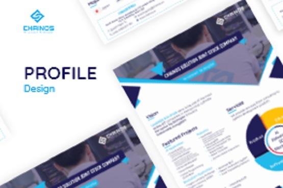 Thiết kế Profile: Tổng hợp thông tin cần thiết nhất cho doanh nghiệp