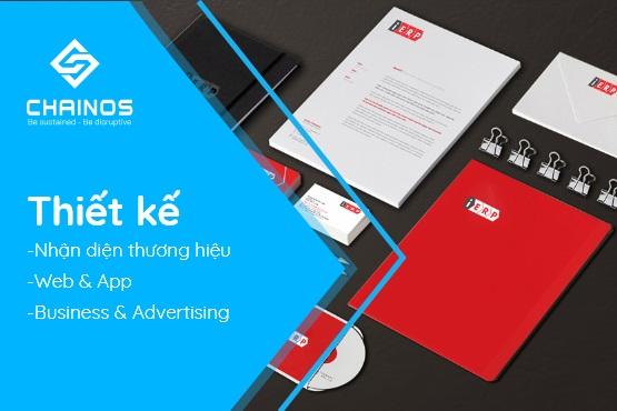 Thiết kế bộ nhận diện thương hiệu cho doanh nghiệp