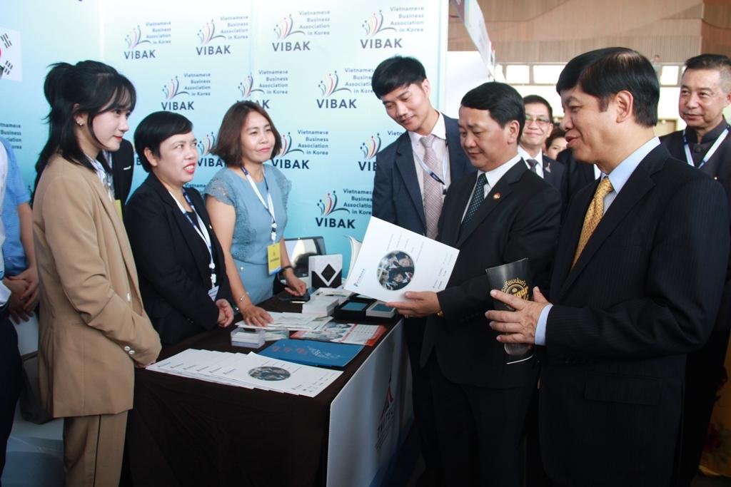 Nhiều lĩnh vực để doanh nghiệp Việt Nam hợp tác, đầu tư vào Thái Lan